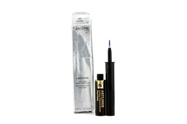 Lancome Artliner - #400 Azure (Made In USA, Box Slightly Damaged) (1.4ml/0.04oz)