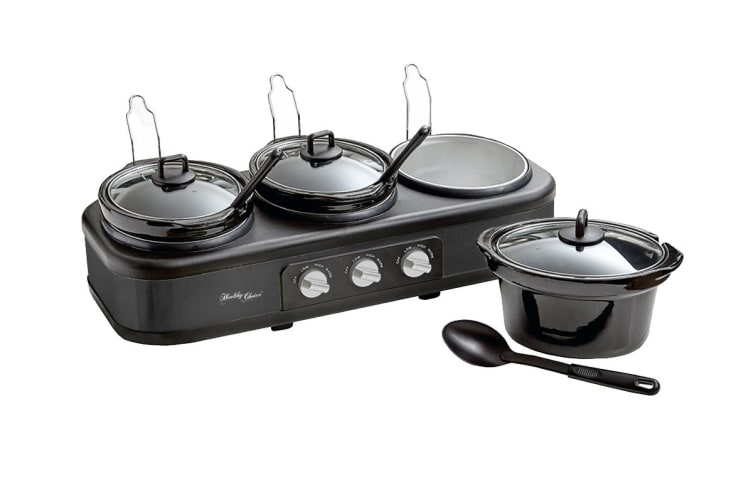 Healthy Choice 3 Pot Slow Cooker - (SC3-250)