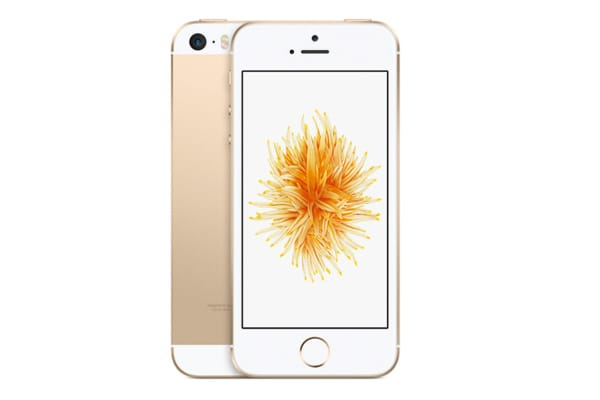 Apple iPhone SE (128GB, Gold)