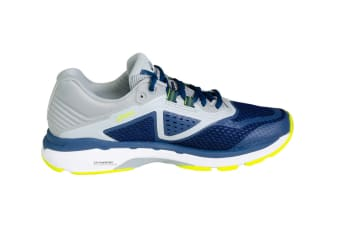 ASICS Men's GT-2000 6 Running Shoe (Dark Blue/Mid Grey, Size 10.5)