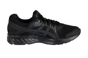 ASICS Men's JOLT 2 Running Shoes (Black/Dark Grey)