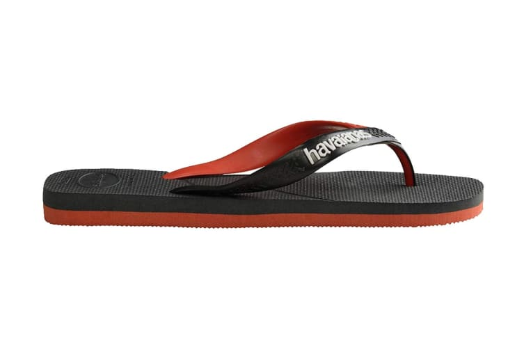 Havaianas Casual Thongs (New Graphite, Size 43/44 BR)