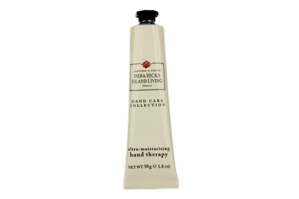 Crabtree & Evelyn India Hicks Island Living Spider Lily Ultra-Moisturising Hand Therapy (50g/1.8oz)