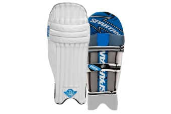 Spartan MC 2000 Cricket Batting Pad Leg Guard/Protection Left Handed Youth Size