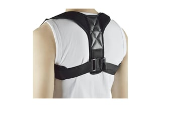Adjustable Shoulder Back Hump Posture Corrector Belt Support Brace Straightener