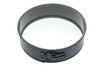 Bakemaster Springform Round Cake Pan with Glass Base 26x7cm