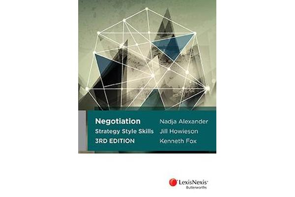 Negotiation Strategy Style Skills