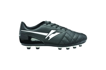 Gola Mens Rey MLD Football Boots (Black/White)