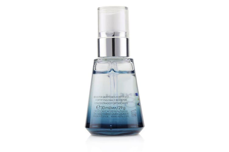 Vichy Mineral 89 Fortifying & Plumping Daily Booster (89% Mineralizing Water + Hyaluronic Acid) 30ml