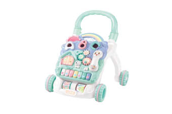 Kids Toys Baby Push Walker Steps Toddler Activity Learning Play Center