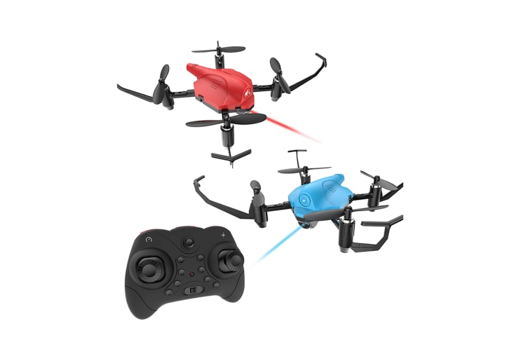 Holy Stone HS177 RC Battle Drone Infrared Emission RTF Quadcopter Altitude Hold