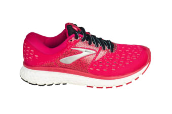 Brooks Women's Glycerin 16/FA18 (Pink/Black/Blue, Size 6)