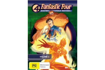 Fantastic Four World's Greatest Heroes : Vol 2