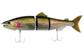 220mm Zerek Affinity Jointed Swimbait Fishing Lure - Trout