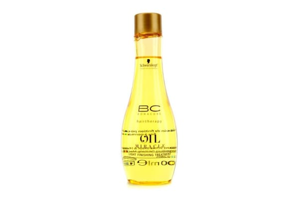 Schwarzkopf BC Oil Miracle Light Finishing Treatment (For Fine to Normal Hair Types) (100ml/3.4oz)