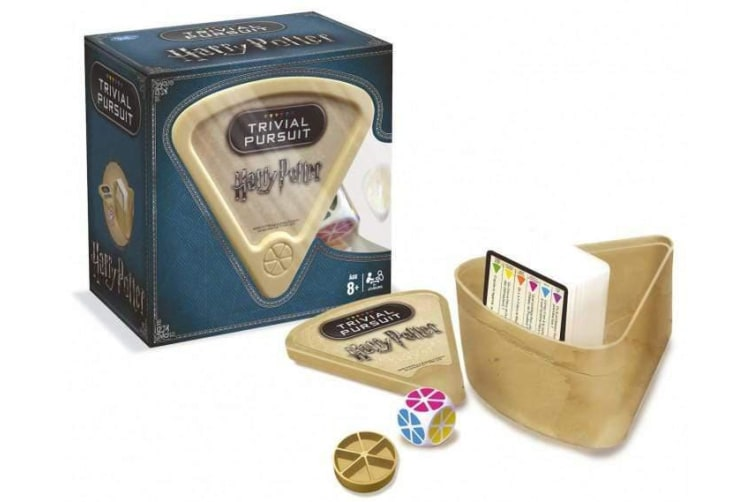 Official Harry Potter Trivial Pursuit Game - Compact Edition