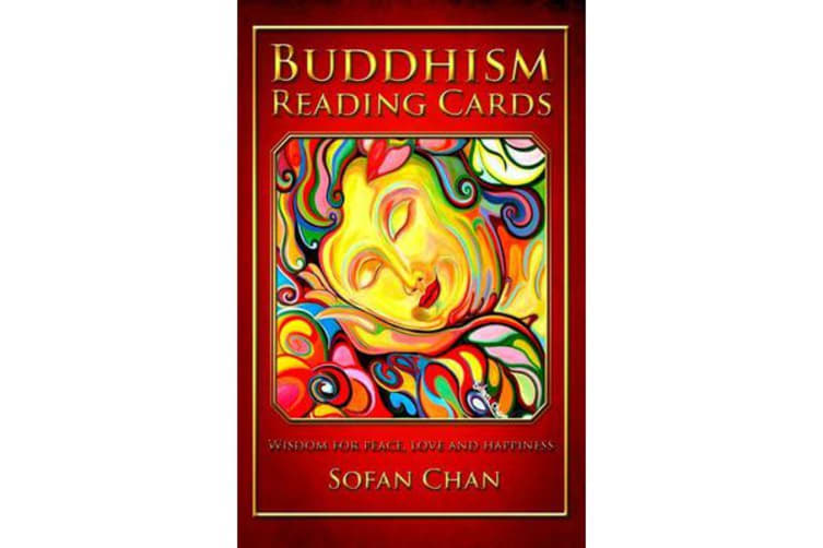 Buddhism Reading Cards - Wisdom for Peace Love and Happiness