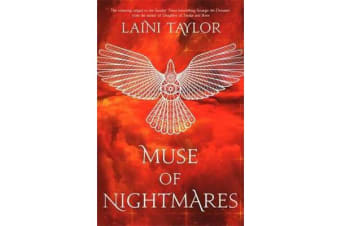 Muse of Nightmares - the magical sequel to Strange the Dreamer