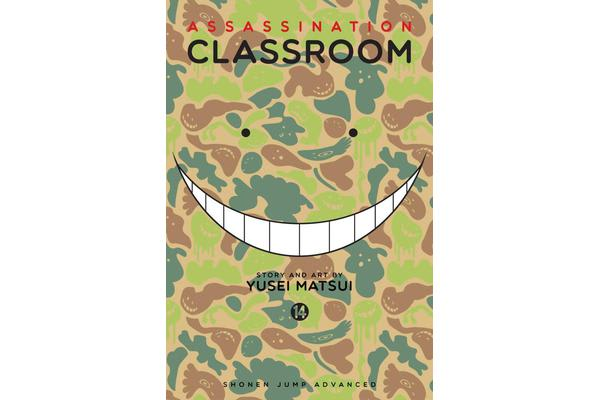 Assassination Classroom, Vol. 14