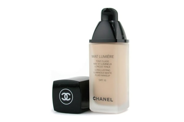 Chanel Mat Lumiere Long Lasting Luminous Matte Fluid Makeup SPF15 - # 20 Clair (30ml/1oz)