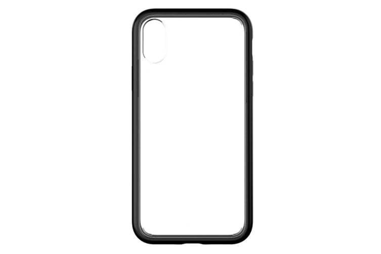 EFM Aspen D3O Case Armour Protective Mobile Cover for Apple iPhone Black/Clear