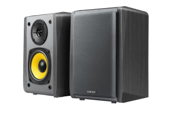 Edifier R1010BT - 2.0 Lifestyle Bookshelf Bluetooth Studio Speakers - Black (SPE-R1010BT-BK)