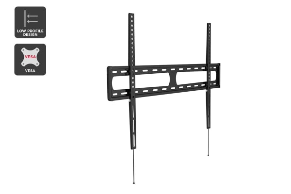 "Kogan Ultra Low Profile Fixed Wall Mount for 47"" - 90"" TVs"