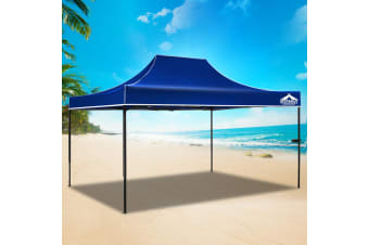 Pop Up Gazebo 3x4.5 Outdoor Tent Folding Wedding Marquee Gazebos BU
