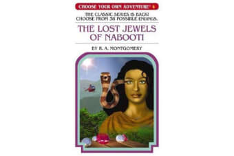 Choose Your Own Adventure #4 - Lost Jewels of Nabooti