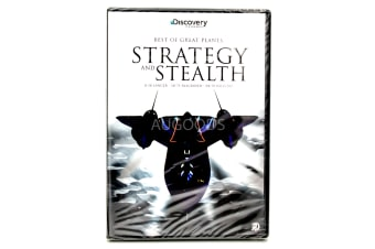 Best Of Great Planes Strategy & Stealth Region 4 3-Disc