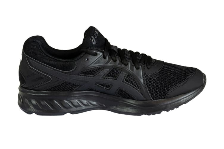 ASICS Men's JOLT 2 Running Shoes (Black/Dark Grey, Size 10.5)