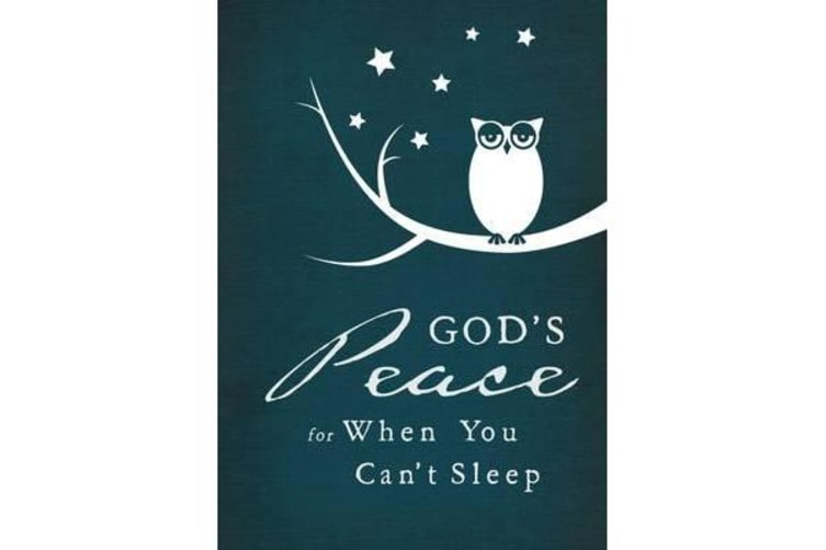 God's Peace for When You Can't Sleep