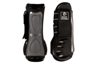 Majyk Equipe Series 3 Infinity Tendon Boot (Black Pearl)