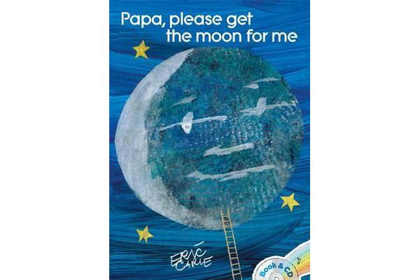 Papa, Please Get the Moon for Me - Book & CD