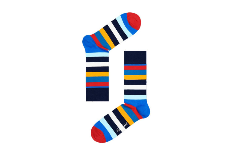 Happy Socks Mix Gift Box (Navy Blue, Size 41-46)