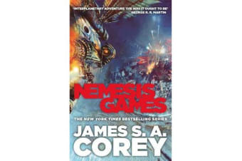 Nemesis Games - Book 5 of the Expanse (now a major TV series on Netflix)