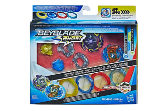 Beyblade Burst Quad Ring Combat Pack