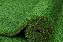 Artificial Grass 5 SQM Synthetic Lush Artificial Turf Flooring 40mm (Green)