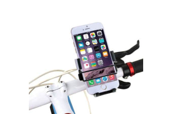 For iPhone 6S 6 /For iPhone 5  5C  5S Holder Universal Bike Case Black