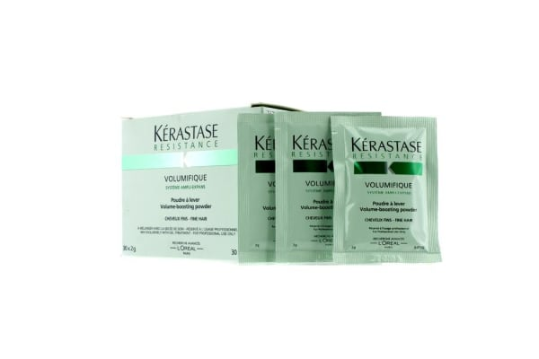 Kerastase Resistance Volumifique Volume-Boosting Powder (For Fine Hair) (30x2g/0.07oz)