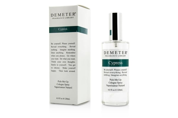 Demeter Cypress Cologne Spray (120ml/4oz)