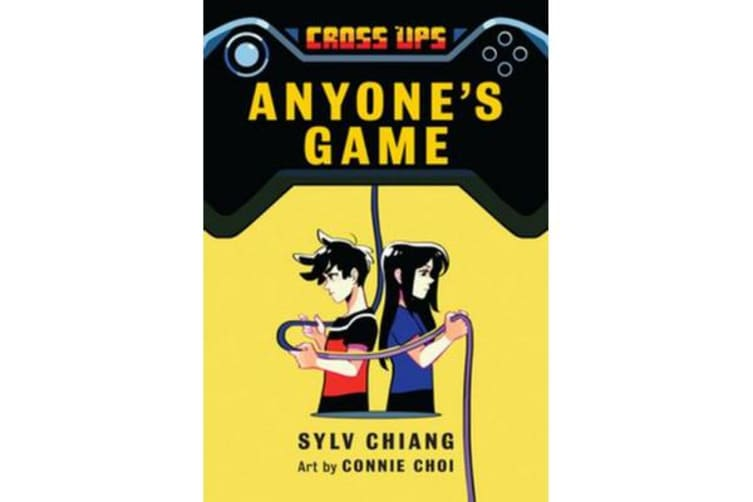 Anyone's Game - Book 2 of the Cross Ups series