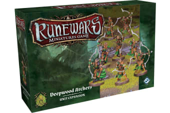 Runewars Miniatures Game Deepwood Archers