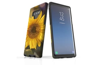 For Samsung Galaxy Note 9 Case Tough Slim Protective Cover Sunflower