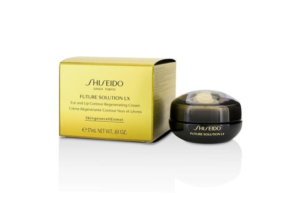 Shiseido Future Solution LX Eye & Lip Contour Regenerating Cream 17ml/0.61oz
