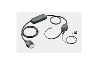 Plantronics APV-63 CS500 & Savi Series EHS Cable for Avaya Phones (14XX/16XX/96XX)