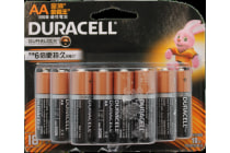 2 x Duracell AA 18pk Battery