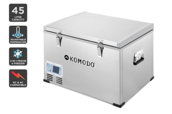 ​​Komodo 45L Portable Fridge and Freezer