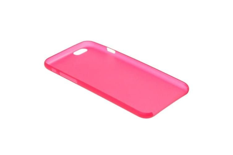 For iPhone 6S 6 Case Modern Ultra-thin High-Quality Shielding Cover Magenta