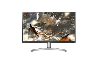 "LG 27"" 4K UHD IPS Monitor With FreeSync (27UL600-W)"